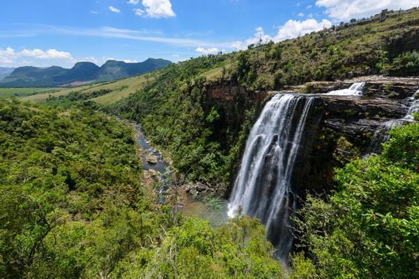 Водопад Лиссабон в ЮАР