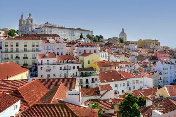 Районы Лиссабона - Алфама