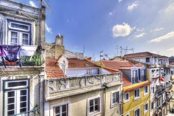 Районы Лиссабона - Bairro Alto