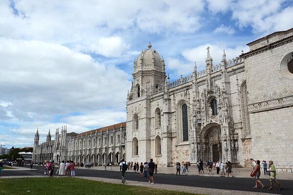 Достопримечательности Лиссабона - Монастырь Жеронимуш