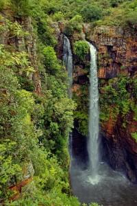 Водопад Мак-Мак в ЮАР