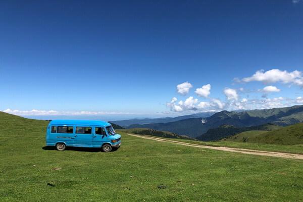Маршруты походов по Грузии с фото и описанием мест - Боржоми-Харагаульский национальный парк