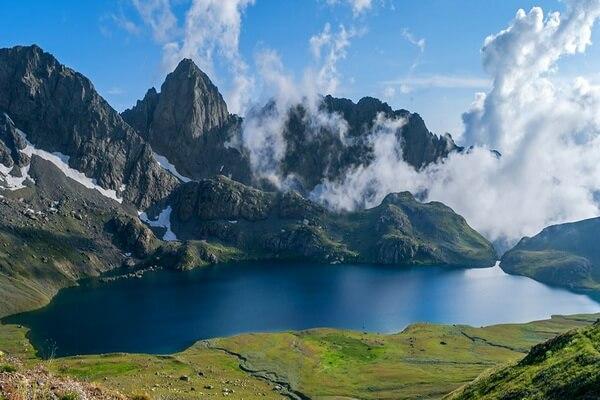 Маршруты походов по Грузии с фото и описанием мест - Озеро Тобаварчхили