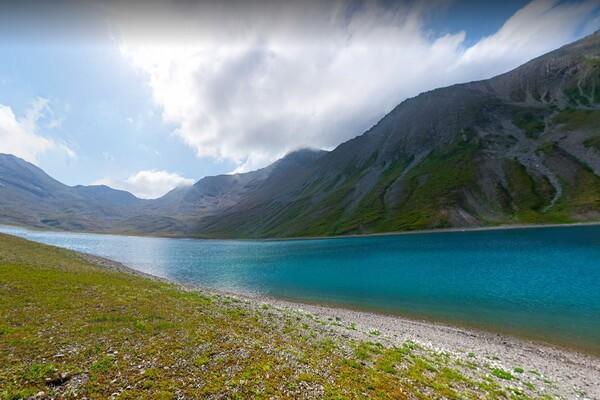 Маршруты походов по Грузии с фото и описанием мест - Озеро Келицад