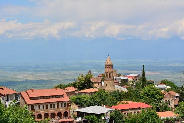 Маршруты походов по Грузии с фото и описанием мест - Каньон Арциви