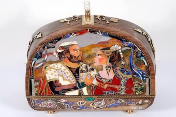 Грузинские украшения минанкари