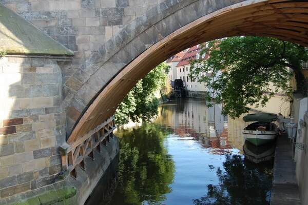 Мистические места Праги - Дом «У семи чертей»