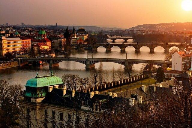 Мистическая Прага - История дома «У семи чертей»