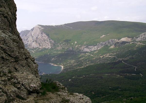 Мистические места Горного Крыма