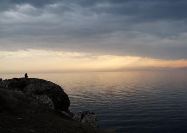 Мистика мыса Меганом в Крыму