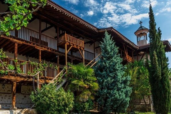 Монастыри Болгарии с фото и описанием - Роженский монастырь