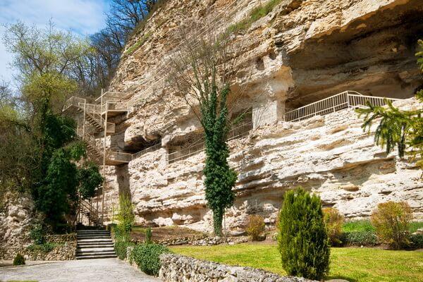 Монастыри Болгарии с фото и описанием - Монастырь Аладжа