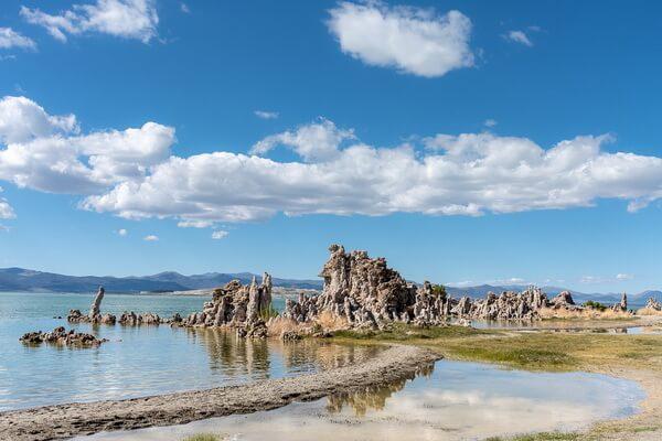 Красивые фото озера Моно в Калифорнии