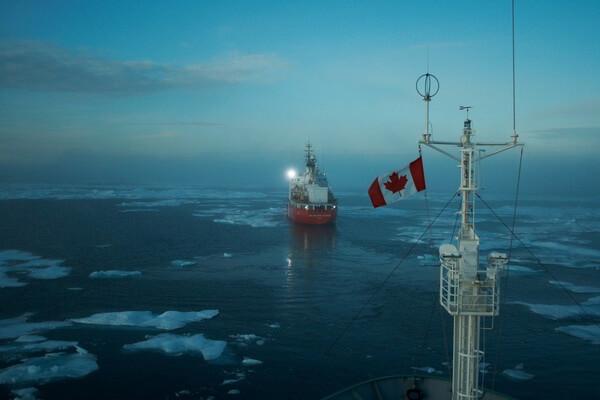 Море Бофорта - территориальные споры между США и Канадой