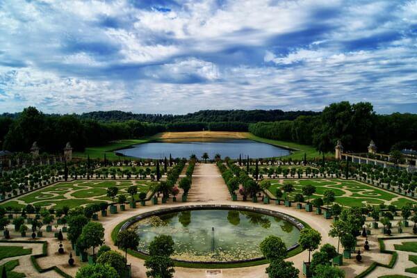 Самые красивые сады мира с фото - Сады Версаля