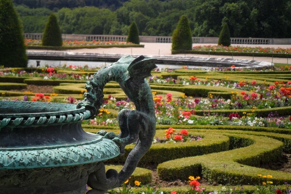 Самые красивые сады мира - Версальские сады