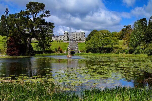 Самые красивые сады мира с фото и описанием - Сады Пауэрскорт, Ирландия