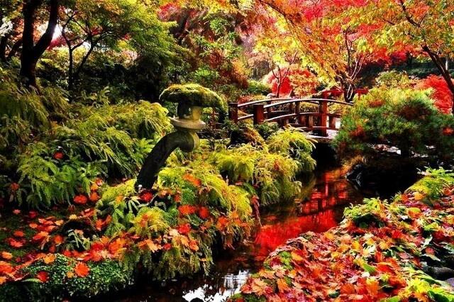 Самые красивые сады мира - фото, история и описание