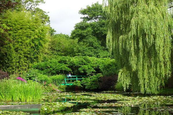 Самые красивые сады и парки Европы - Сад Моне во Франции