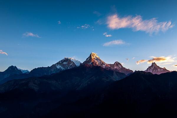 Самые опасные горы - Аннапурна, Непал