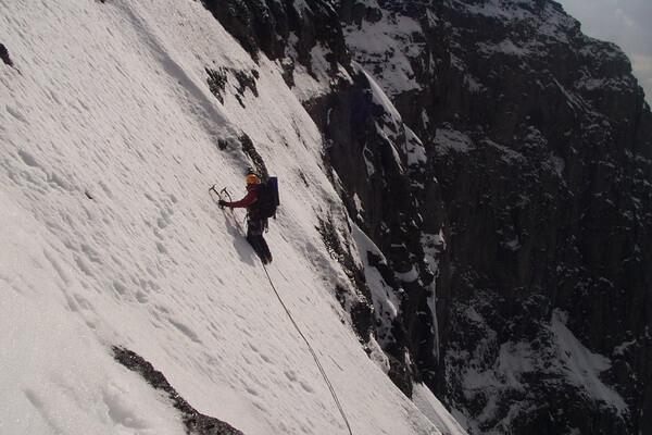 Самые опасные вершины - Северная стена горы Эйгер