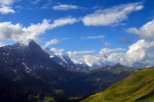 Самые опасные горы - Эйгер, Швейцария