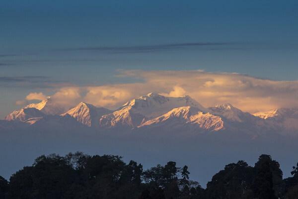 Опаснейшие вершины мира - Канченджанга