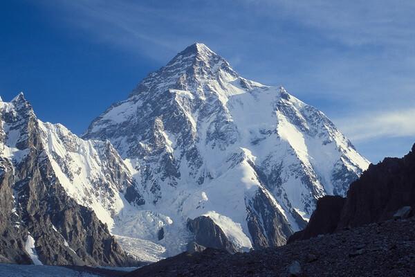 Самые опасные горы - К2 (Чогори)