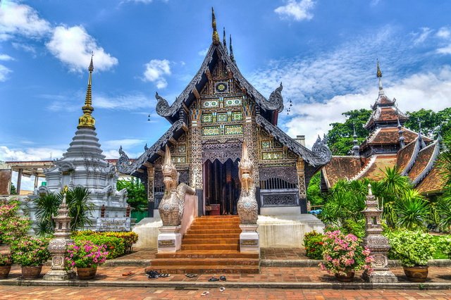 Самые известные храмы Таиланда