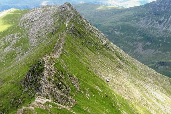 Самые высокие горы Англии - Хелвеллин