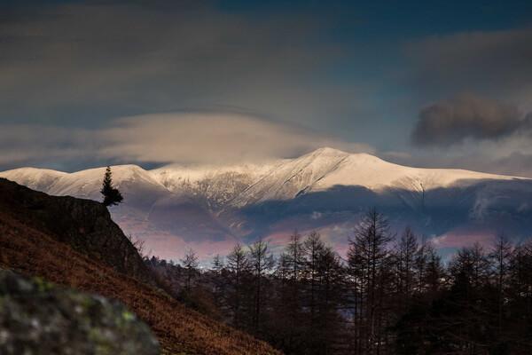 Горы Англии - Скиддо