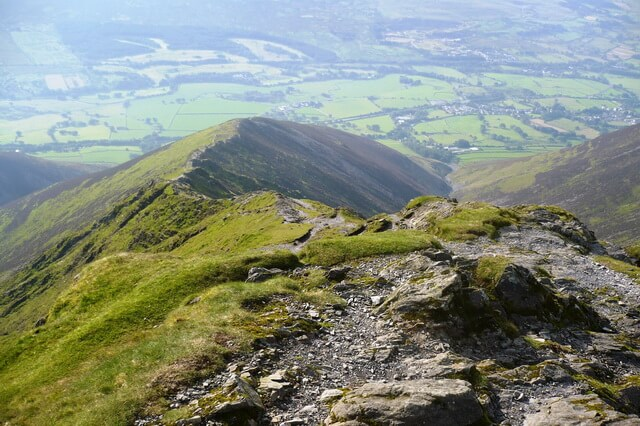 Самые высокие горы в Англии