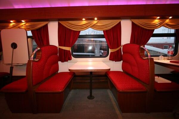 Путешествие на поезде по Европе - самые красивые жд маршруты с фото и описанием - Экспресс Ницца-Москва, Франция-Россия