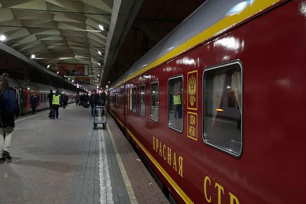 Путешествие на поезде по Европе - самые красивые жд маршруты с фото и описанием - «Красная стрела», Москва-Санкт-Петербург