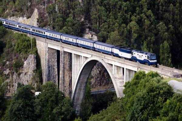 Путешествие на поезде по Европе - самые красивые жд маршруты с фото и описанием - Транскантабрико, Испания