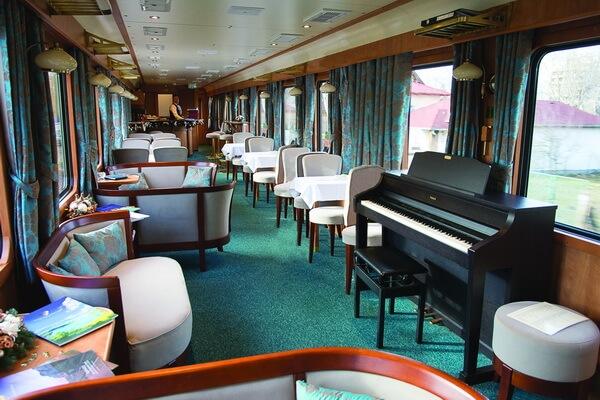 Путешествие на поезде по Европе - самые красивые жд маршруты с фото и описанием - Дунайский экспресс «Беркут», Турция-Венгрия