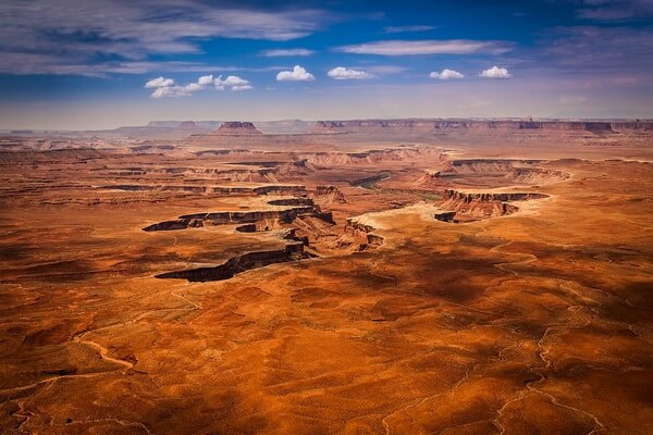 Национальный парк Каньонлендс в штате Юта - красивые фото