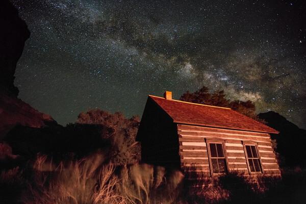 Национальный парк Капитол-Риф в штате Юта - красивые фото