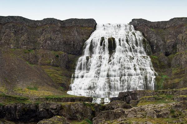 Уникальные водопады Исландии
