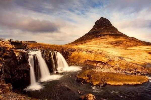 Уникальные природные достопримечательности Исландии