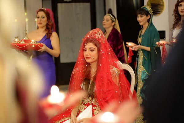 Ночь хны в Турции - особенности проведения