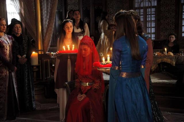 Ночь хны в Турции - традиции турецкого девичника