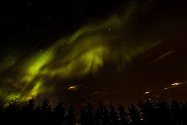 Природа феномена северного сияния