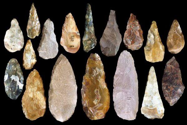 Инструменты и орудия Ашельской культуры