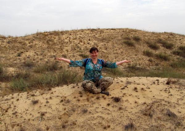 Поход в Олешковские пески