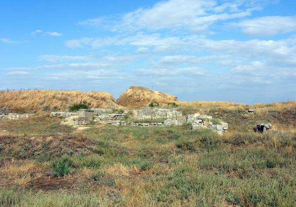Древнегреческая колония Ольвия