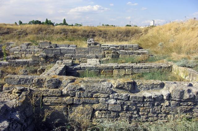 Историко-археологический заповедник Ольвия