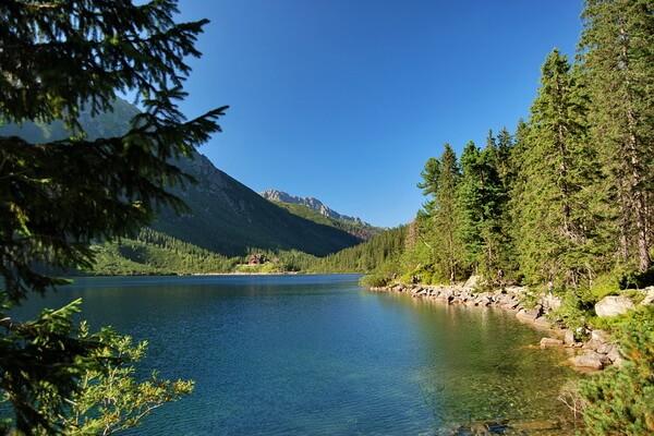 Озеро Морское Око - красивые фото