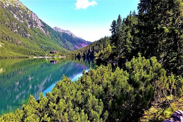 Озеро Морское Око - информация для туристов