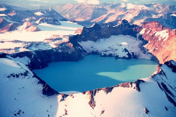 Парк Катмай в США - «страна вулканов»
